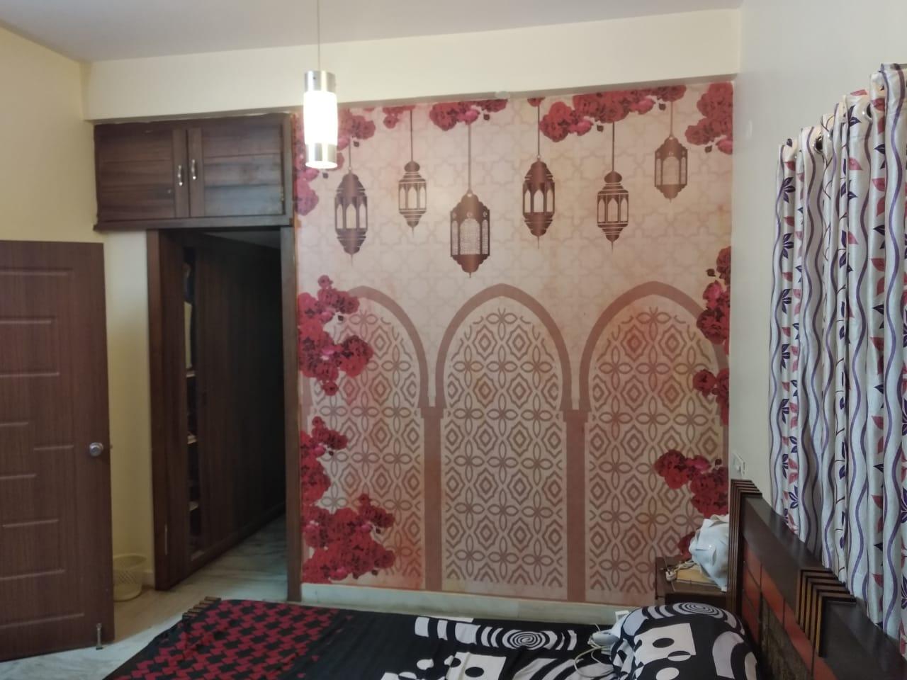 Customized Arabian Wallpaper