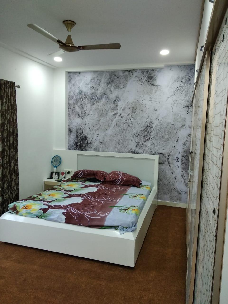 Rustic Marble Custom Wallpaper