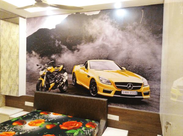 Car and Bike Wallpaper