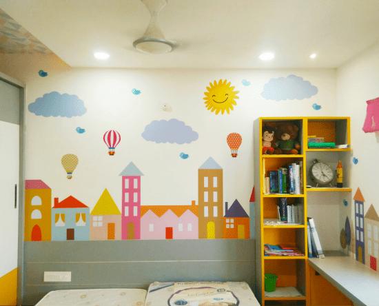 Kids Room Decal