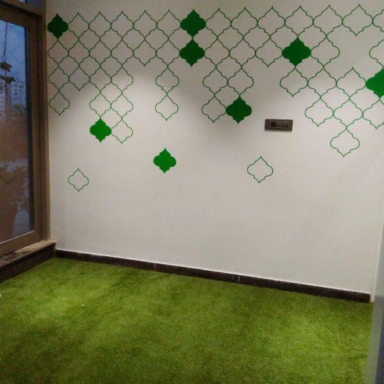Mosaic Wall Decal